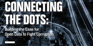 Connecting dots anti corruption open data webfountation transparency international