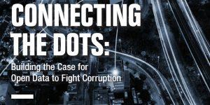Connecting dots anti corruption open data webfountation transparency international